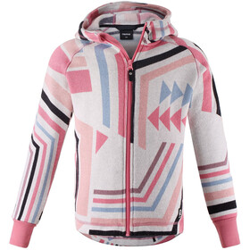 Reima Northern Sweat En Polaire Adolescents, bubblegum pink